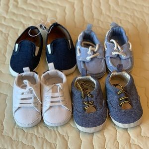 Bundle of baby shoes!